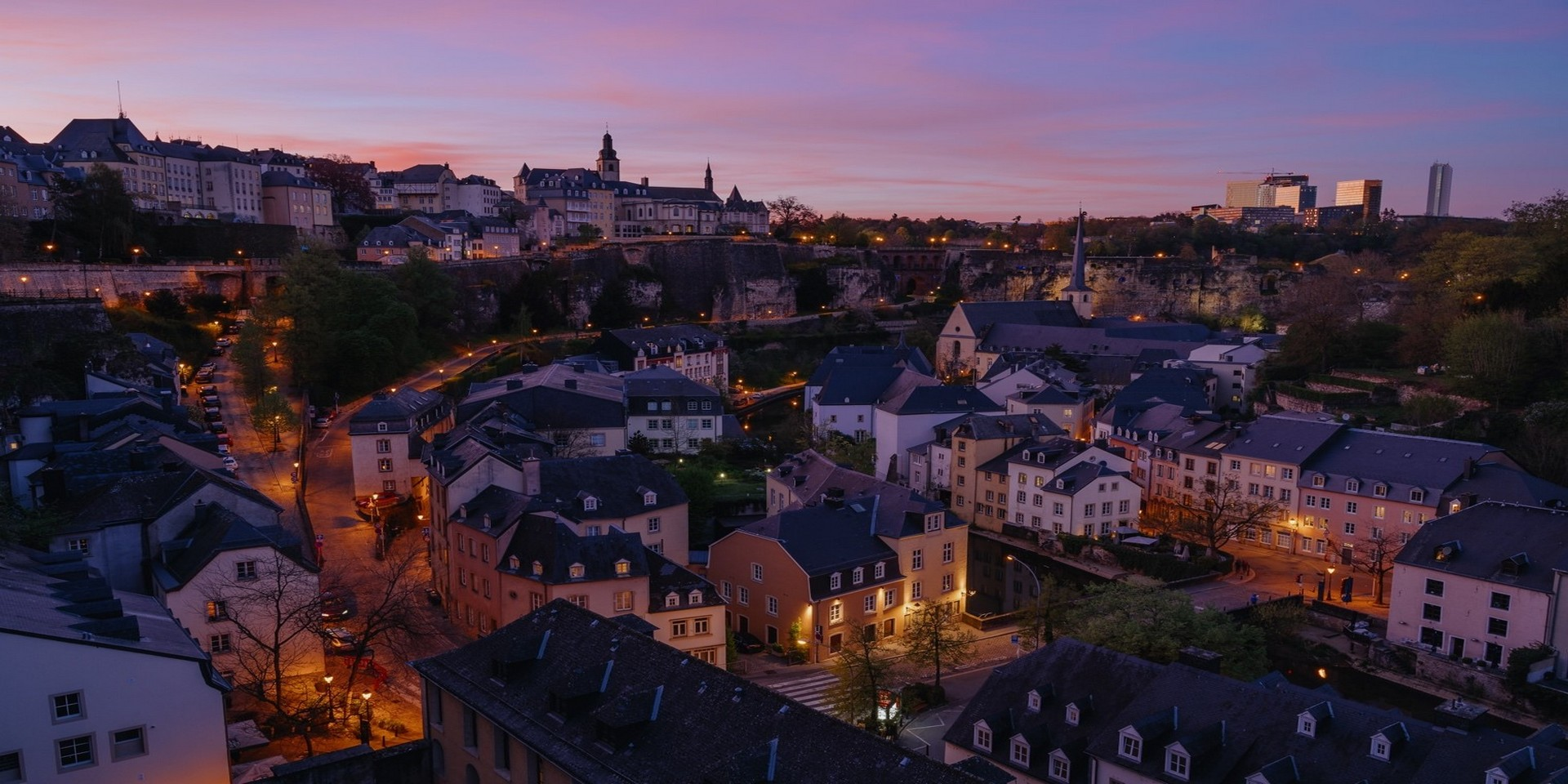 About Luxembourg