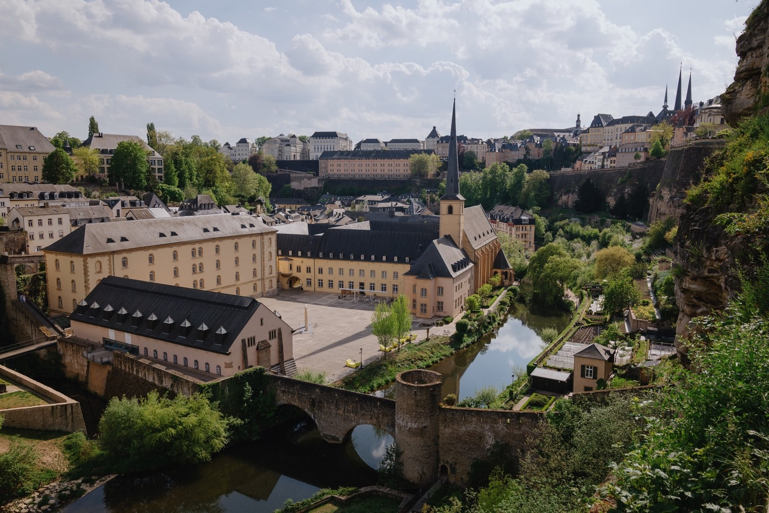 22 good reasons to visit Luxembourg City as a Tourist