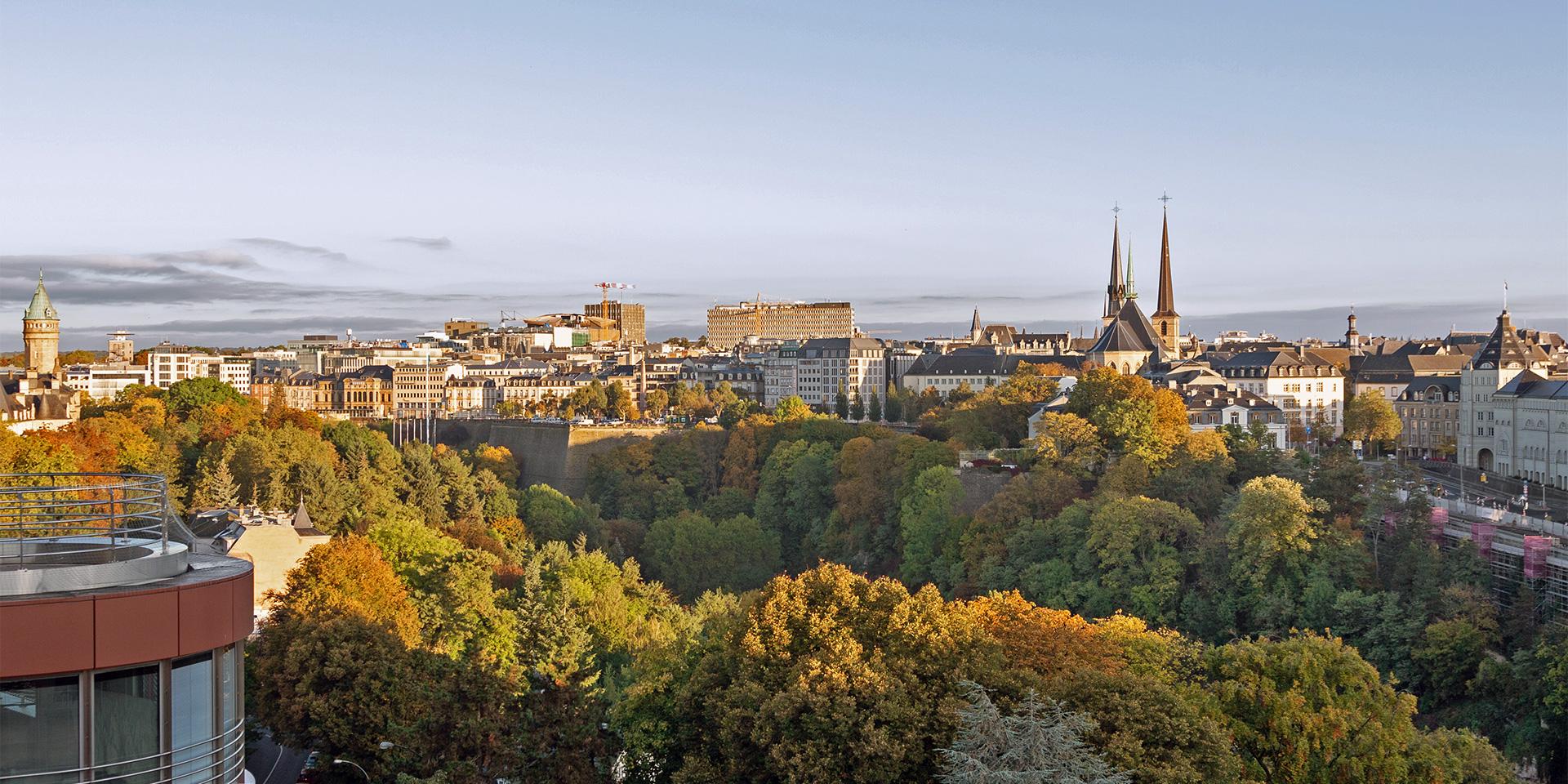 À propos du Luxembourg